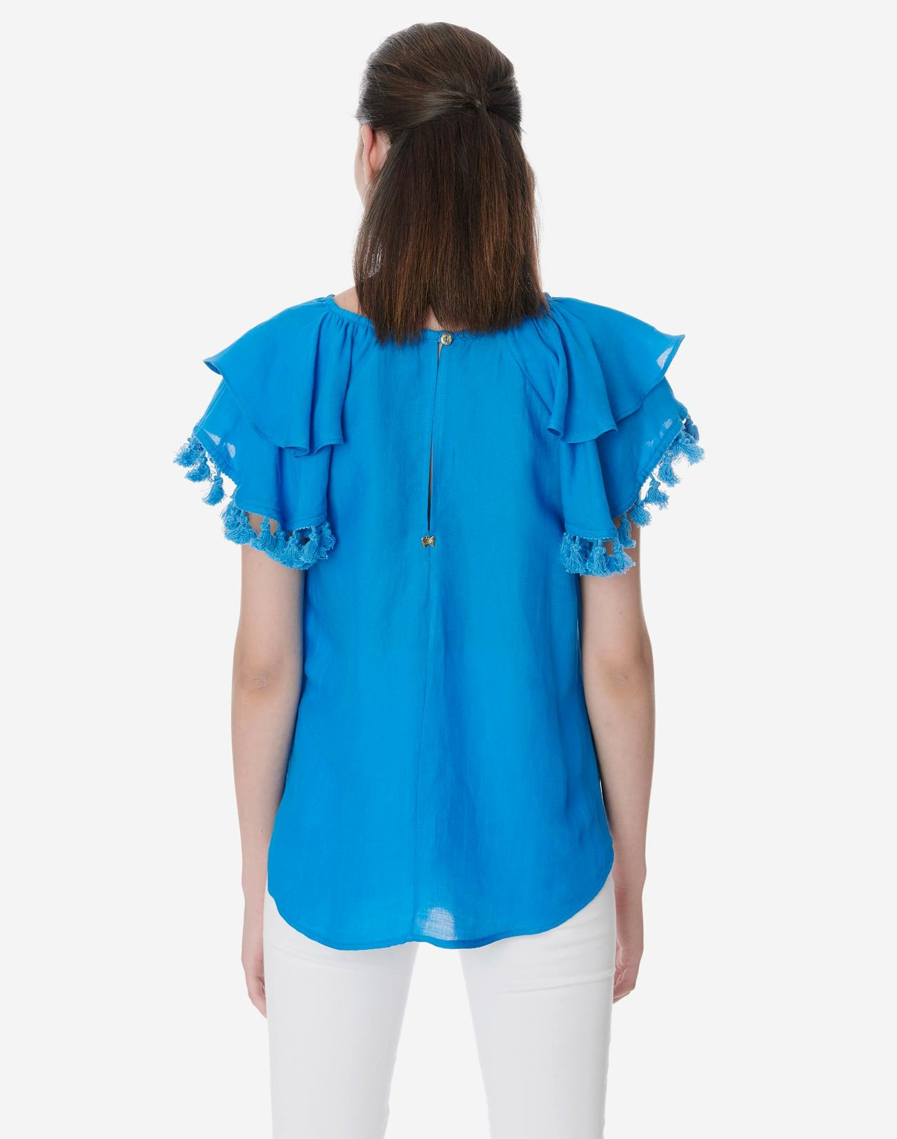 Top with tassels