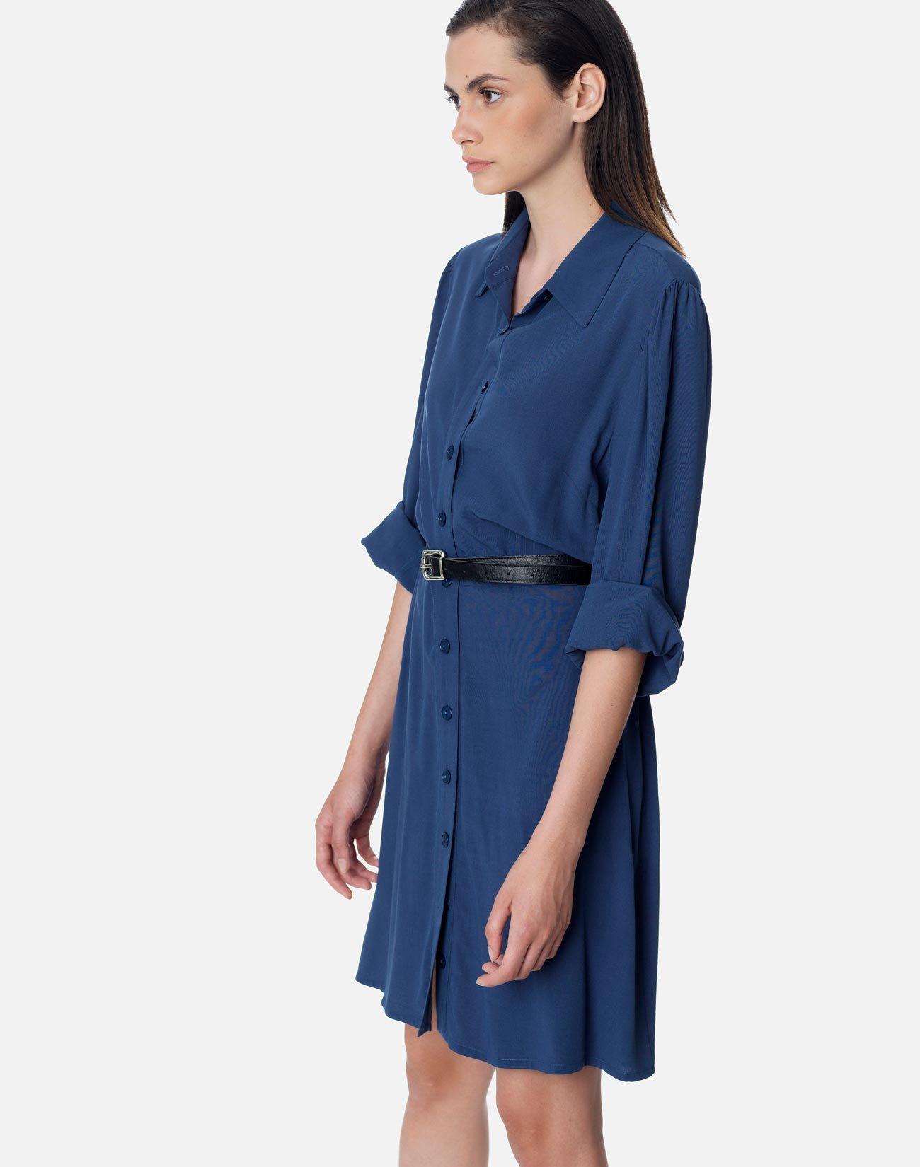 Μίνι φόρεμα σεμιζιέ