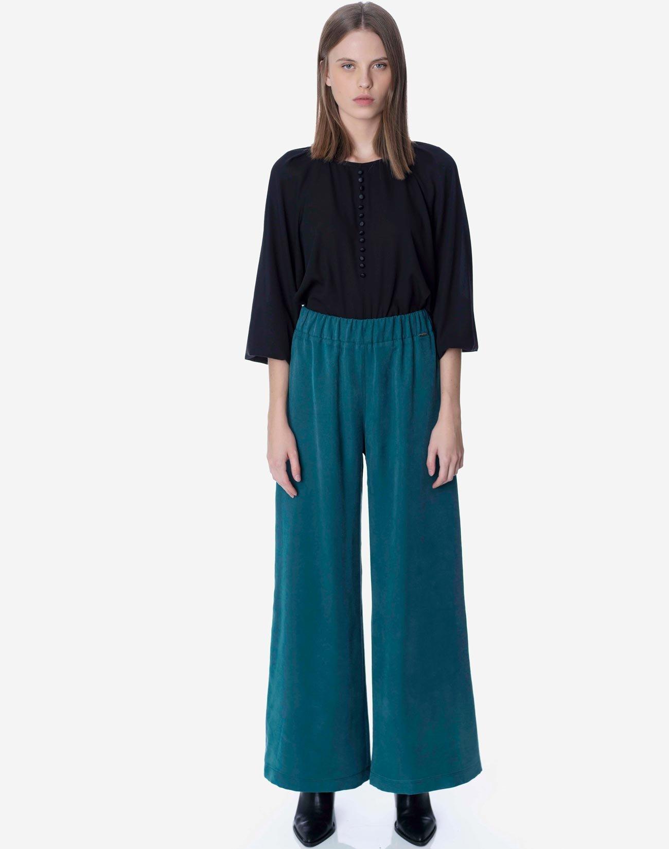 Παντελόνα με λάστιχο στη μέση