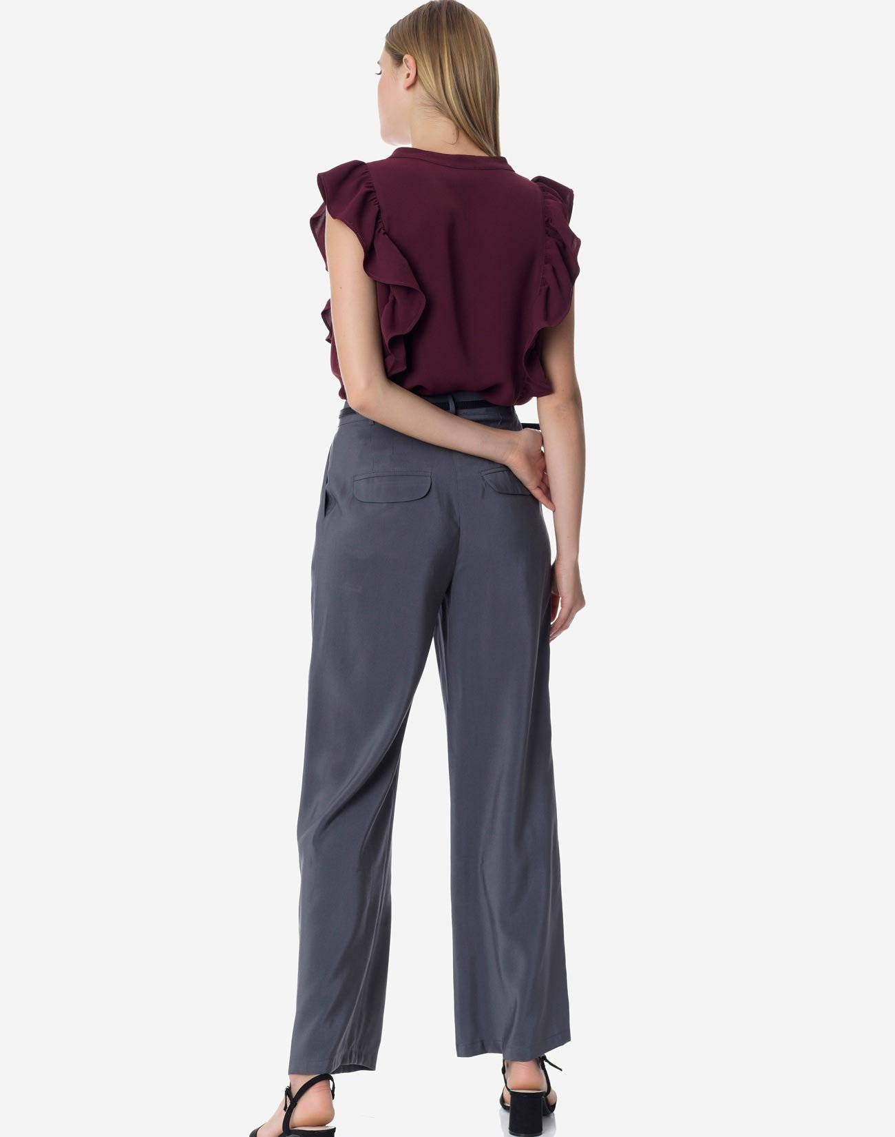 Highwaist trousers