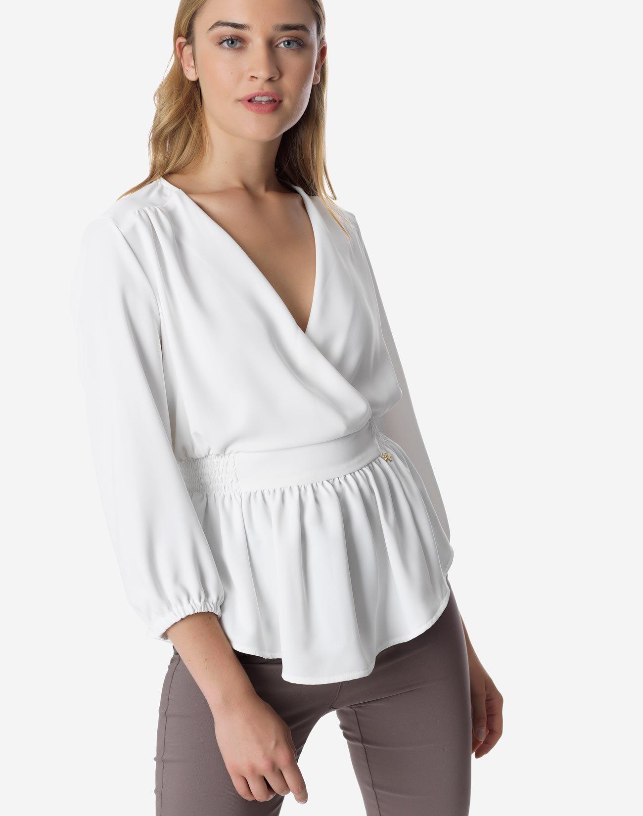 Κρουαζέ μπλούζα