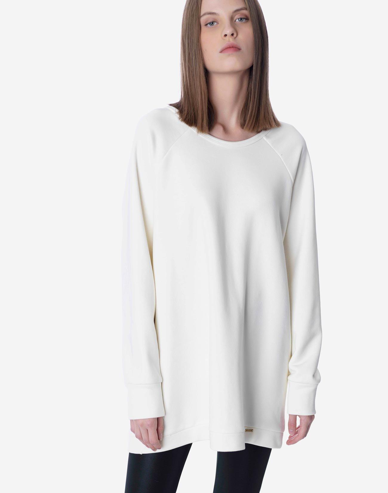 Μπλούζα φούτερ με φιόγκους