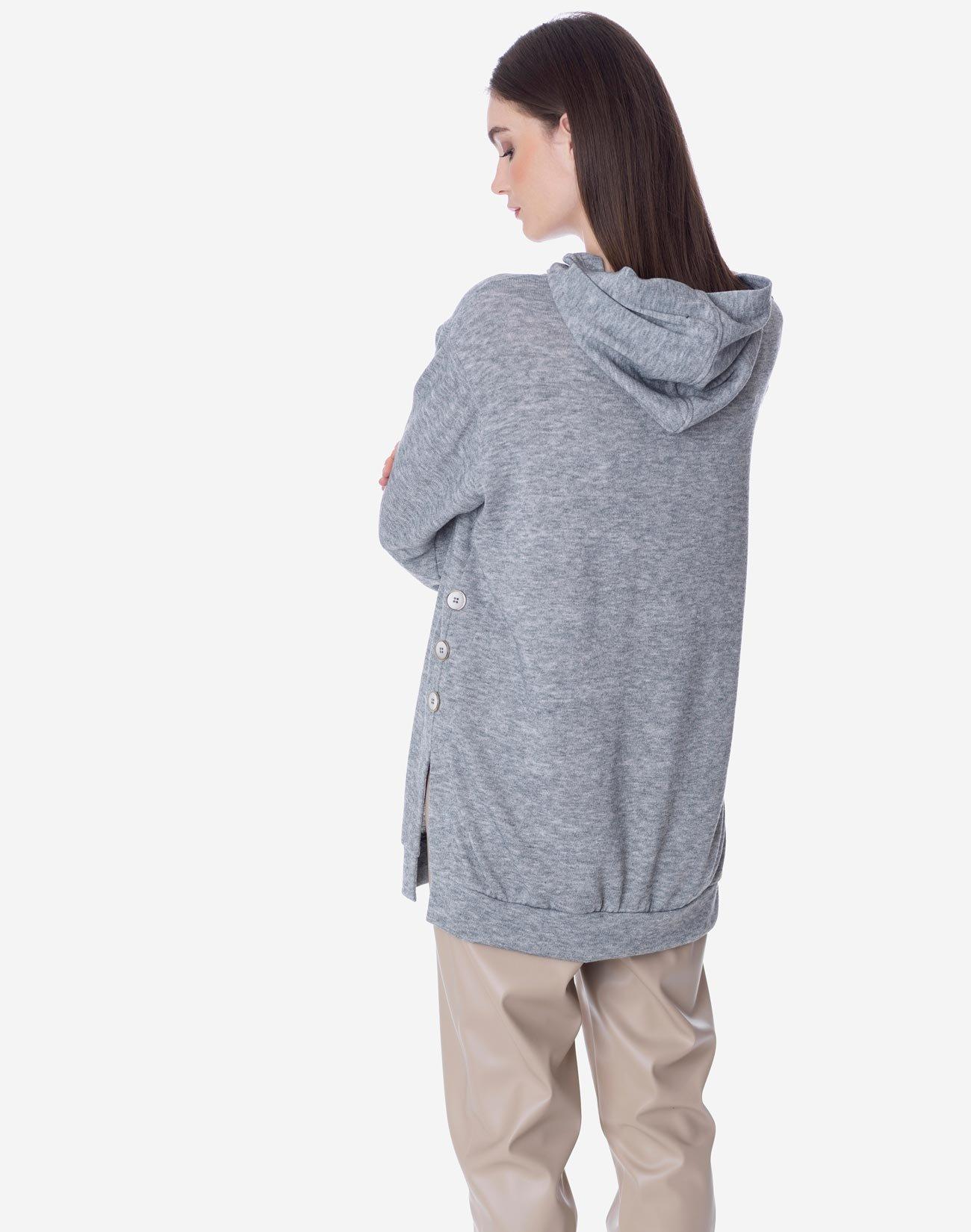 Μπλούζα με κουκούλα