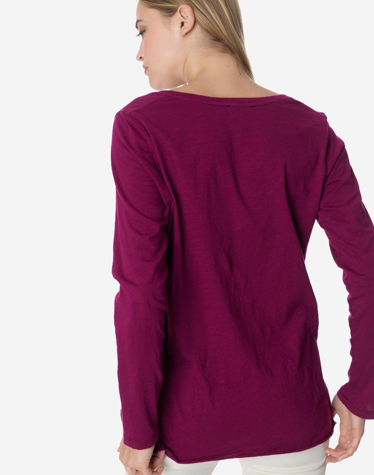 Μακρυμάνικη μπλούζα basic