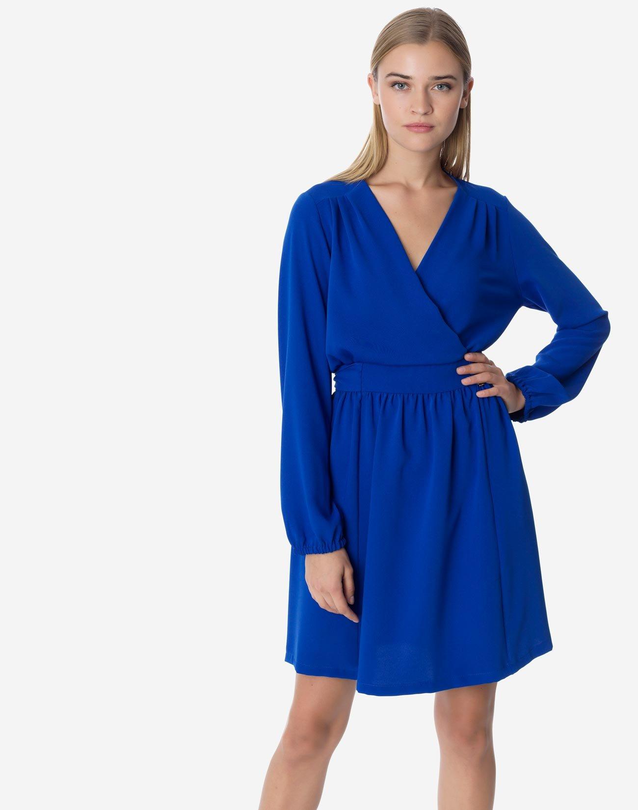 Μίνι φόρεμα κρουαζέ