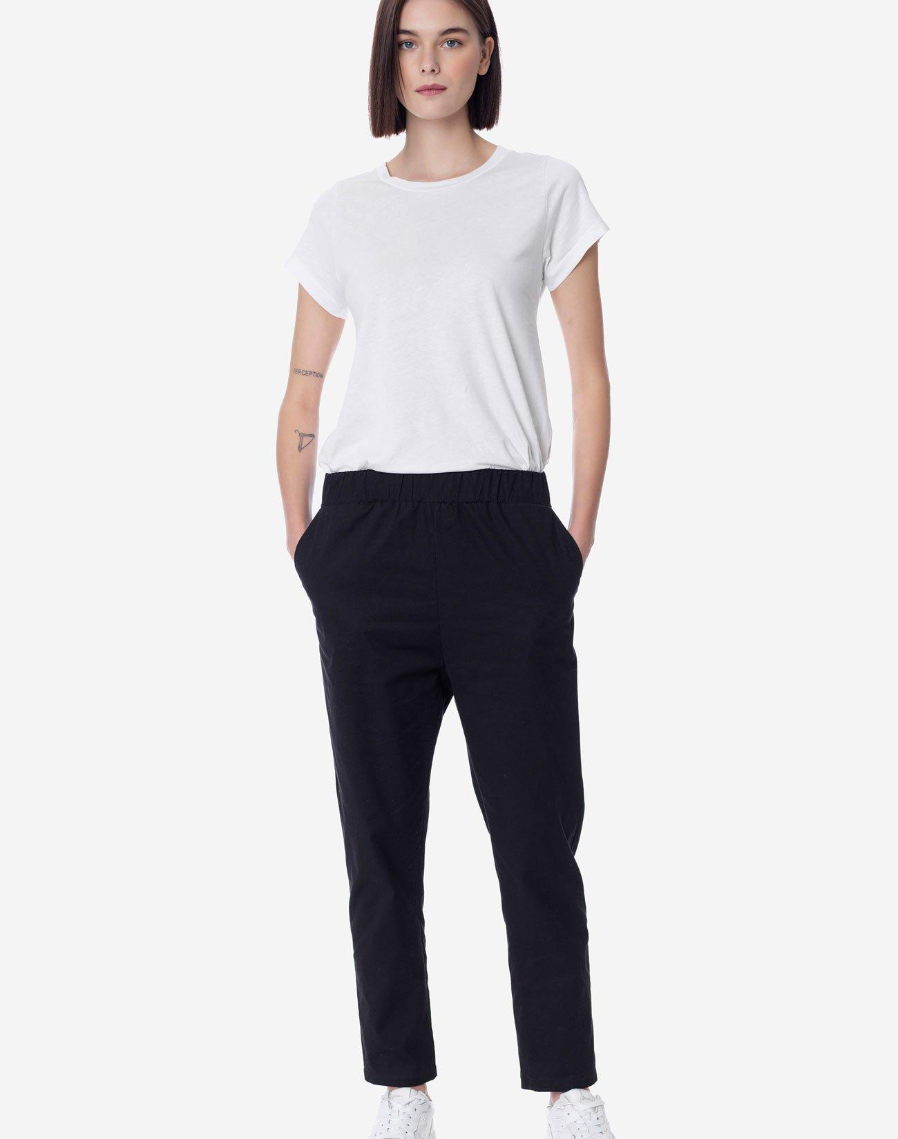 Παντελόνι με λάστιχο στη μέση
