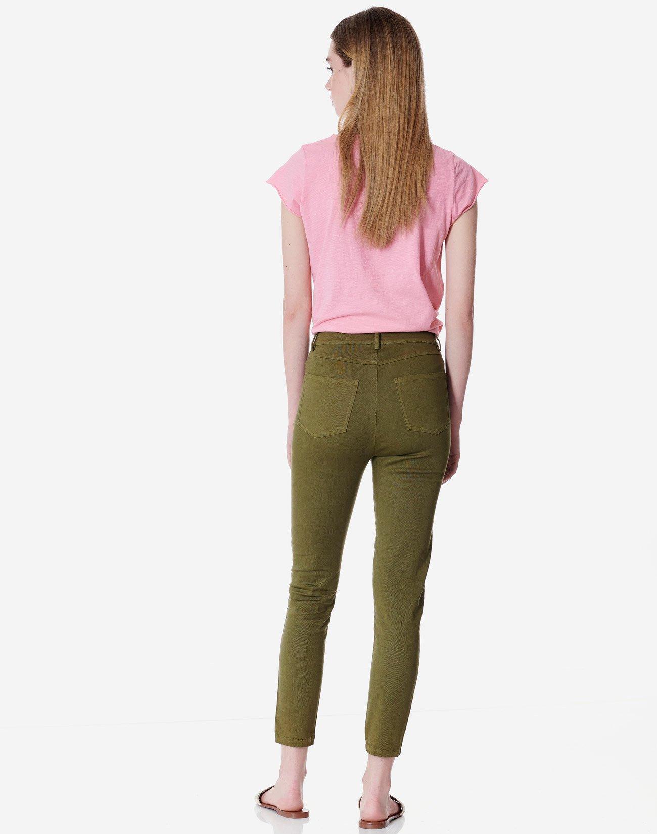 Ψηλόμεσο παντελόνι basic