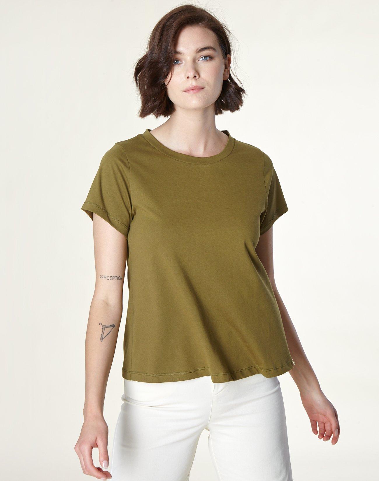Organic cotton T-shirt
