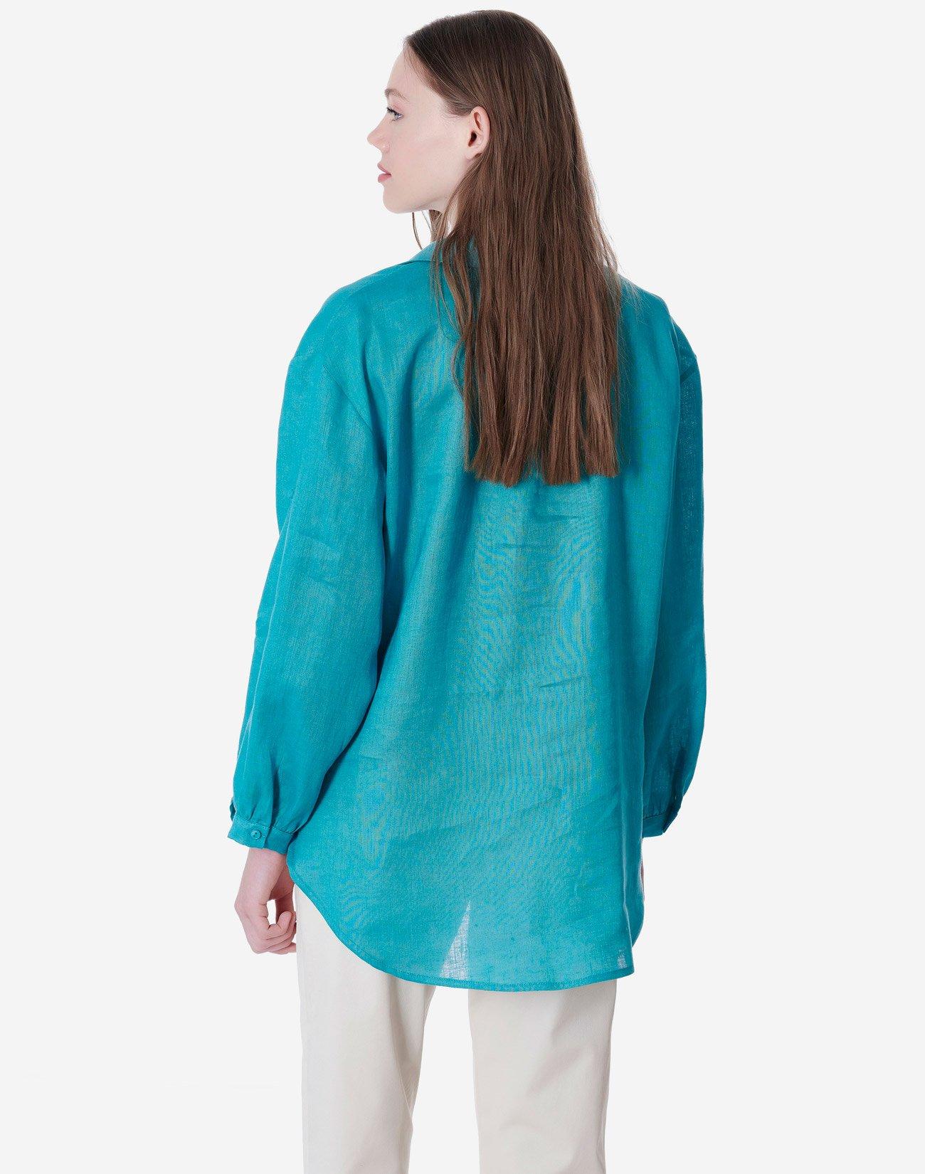 Λινή πουκαμίσα
