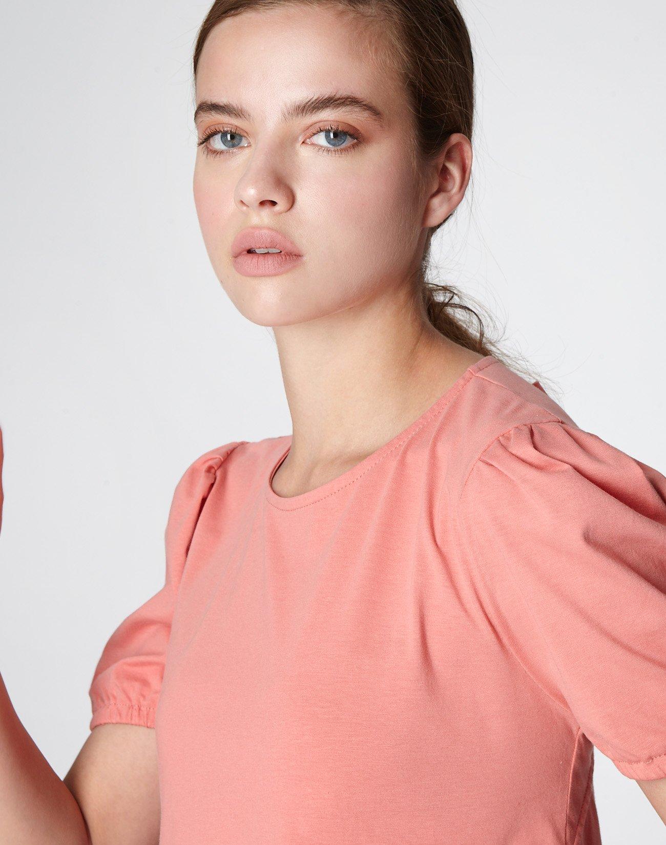 Μπλούζα με φιόγκο