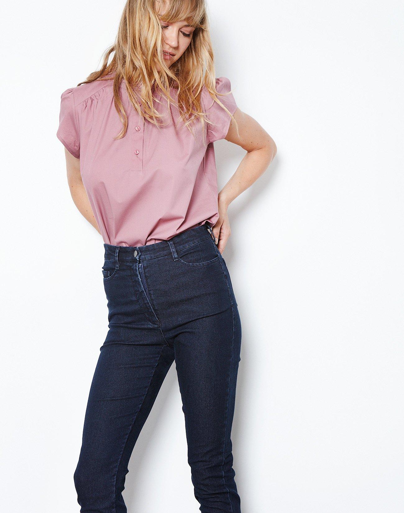 Ψηλόμεσο τζιν παντελόνι