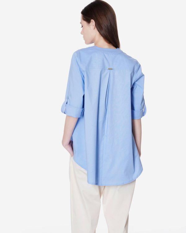 Shirt with pockets