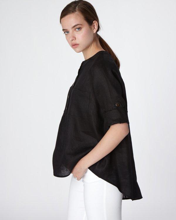 Λινό πουκάμισο