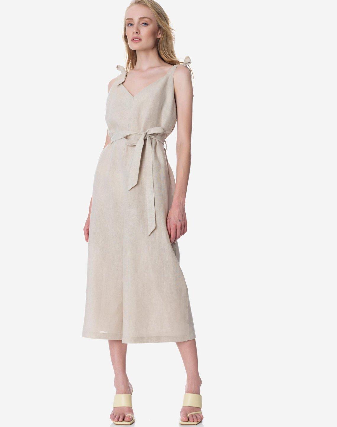 Λινή ολόσωμη φόρμα