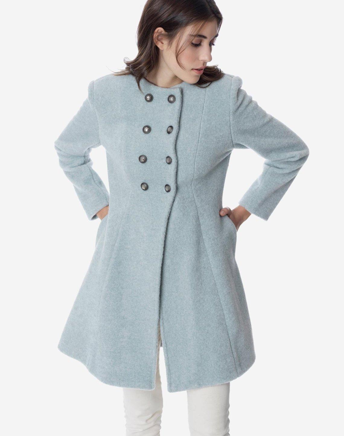 Σταυρωτό παλτό