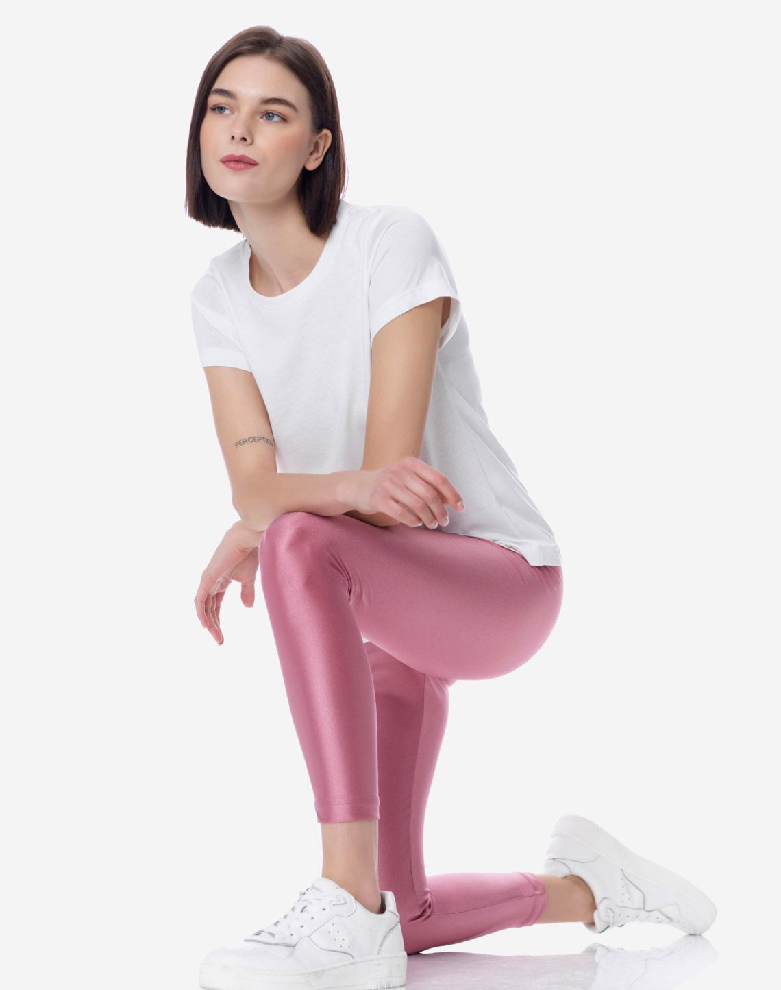 Shiny leggings