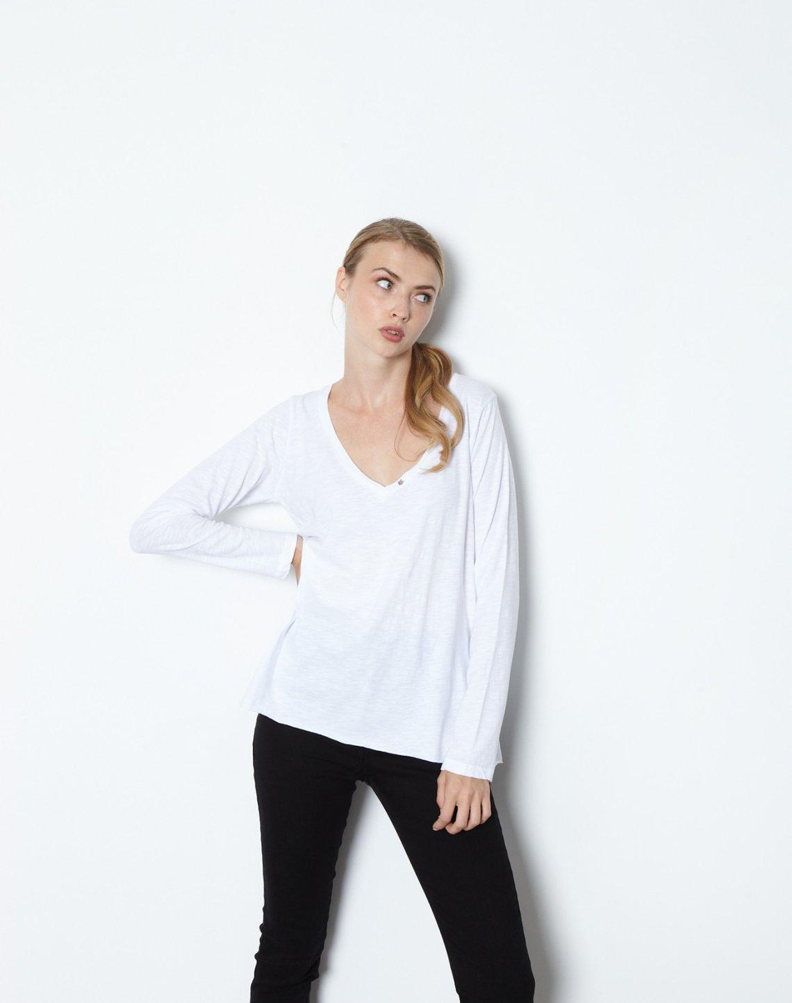 Basic longsleeve top